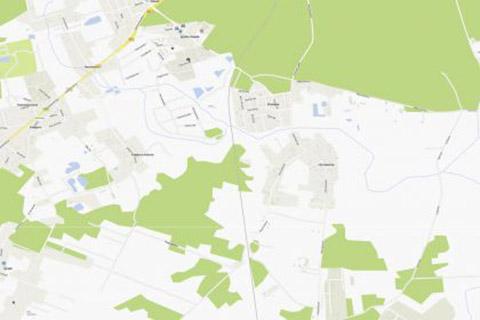 Granice Parafii Rzymskokatolickiej pw. św. Jana Pawła II w Ignatkach - Osiedle