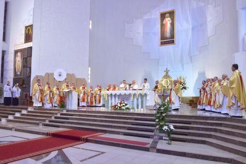 Msza św. w intencji właścicieli majątku Ignatki