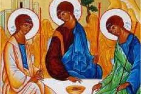 Ogłoszenia parafialne - Uroczystość Najświętszej Trójcy