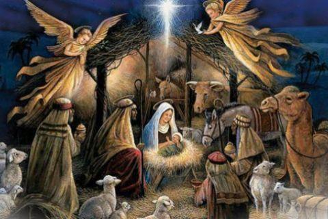 Uroczystość Bożego Narodzenia - Życzenia