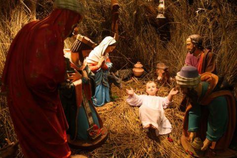 Ogłoszenia Parafialne - Pasterka w Ignatkach - Osiedle o godz. 22.00 - Uroczystość Bożego Narodzenia