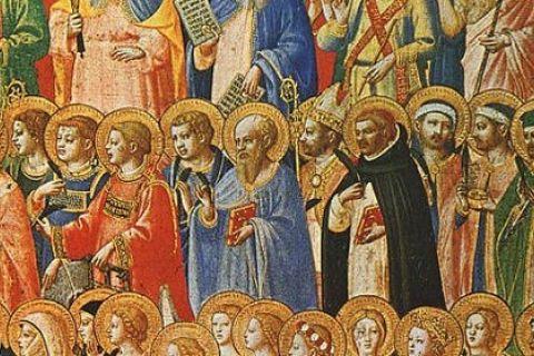 Ogłoszenia Parafialne - Uroczystość Wszystkich Świętych