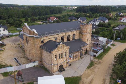 Kolęda w 2021 roku w kościele w Ignatkach - Osiedle