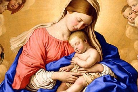 Uroczystość Świętej Bożej Rodzicielki Maryi - 1 - stycznia 2021 r.